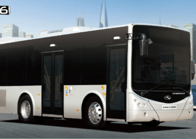 Bus urbano B8