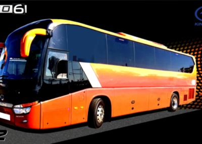 Bus Discreccional C12