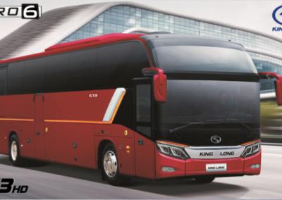 Bus Discreccional C13 HD