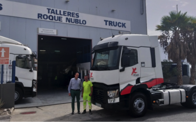 FERRETIENDA PEREZ, S.L. adquiere tractora seminueva RENAULT ROAD