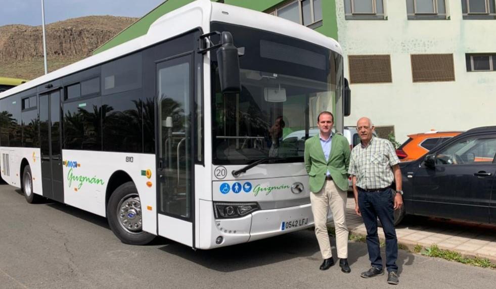Autobuses Guzman adquieren King Long B10